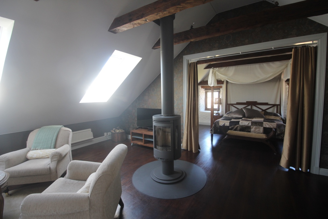Rum och omgivning